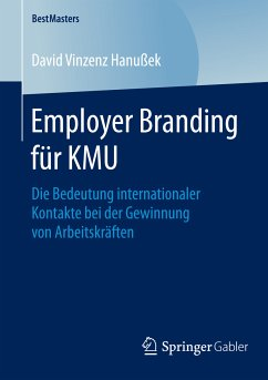Employer Branding für KMU (eBook, PDF) - Hanußek, David Vinzenz