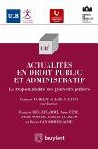 Actualités en droit public et administratif (eBook, ePUB)