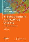 IT-Sicherheitsmanagement nach ISO 27001 und Grundschutz (eBook, PDF)