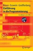 Einführung in die Programmierung (eBook, PDF)