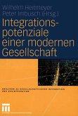 Integrationspotenziale einer modernen Gesellschaft (eBook, PDF)