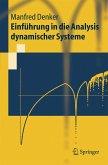 Einführung in die Analysis dynamischer Systeme (eBook, PDF)