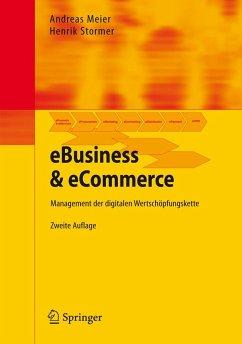 eBusiness & eCommerce (eBook, PDF) - Meier, Andreas; Stormer, Henrik