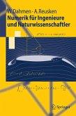 Numerik für Ingenieure und Naturwissenschaftler (eBook, PDF)
