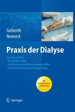Praxis der Dialyse (eBook, PDF) - Geberth, Steffen; Nowack, Rainer