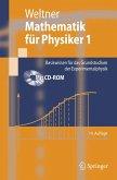 Mathematik für Physiker 1 (eBook, PDF)