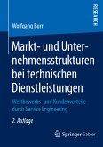 Markt- und Unternehmensstrukturen bei technischen Dienstleistungen (eBook, PDF)