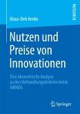 Nutzen und Preise von Innovationen (eBook, PDF)