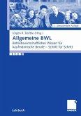 Allgemeine BWL (eBook, PDF)