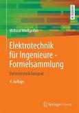 Elektrotechnik für Ingenieure - Formelsammlung (eBook, PDF)