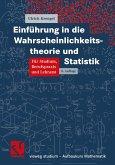 Einführung in die Wahrscheinlichkeitstheorie und Statistik (eBook, PDF)
