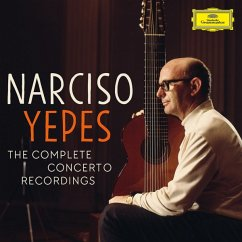 Yepes: The Complete Concerto Recordings - Yepes,Narciso