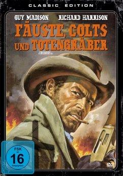 Fäuste, Colts und Totengräber Classic Edition - Madison/Harrison/Girolami/Martin/Cobos