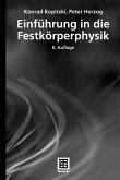 Einführung in die Festkörperphysik (eBook, PDF)