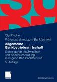Allgemeine Bankbetriebswirtschaft (eBook, PDF)