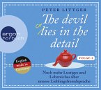The devil lies in the detail Bd.2 (2 Audio-CDs)