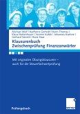 Klausurenbuch Zwischenprüfung Finanzanwärter (eBook, PDF)