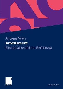 Arbeitsrecht (eBook, PDF) - Wien, Andreas