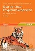 Java als erste Programmiersprache (eBook, PDF)