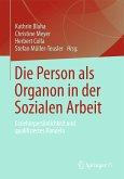 Die Person als Organon in der Sozialen Arbeit (eBook, PDF)