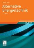 Alternative Energietechnik (eBook, PDF)