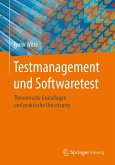 Testmanagement und Softwaretest (eBook, PDF)