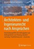Architekten- und Ingenieurrecht nach Ansprüchen (eBook, PDF)