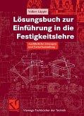 Lösungsbuch zur Einführung in die Festigkeitslehre (eBook, PDF)
