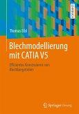 Blechmodellierung mit CATIA V5 (eBook, PDF)
