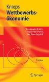 Wettbewerbsökonomie (eBook, PDF)