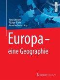 Europa - eine Geographie (eBook, PDF)