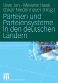 Parteien und Parteiensysteme in den deutschen Ländern (eBook, PDF)