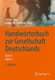 Handwörterbuch zur Gesellschaft Deutschlands (eBook, PDF)