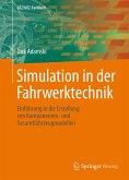 Simulation in der Fahrwerktechnik (eBook, PDF)
