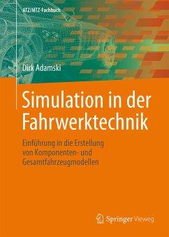 Simulation in der Fahrwerktechnik (eBook, PDF) - Adamski, Dirk