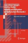 Formeln und Aufgaben zur Technischen Mechanik 2 (eBook, PDF)