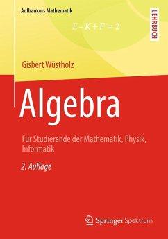 Algebra (eBook, PDF) - Wüstholz, Gisbert