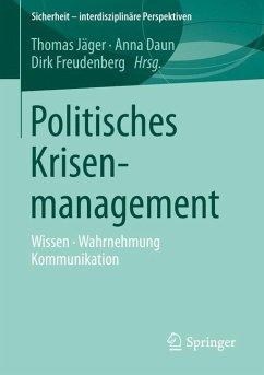 Politisches Krisenmanagement (eBook, PDF)