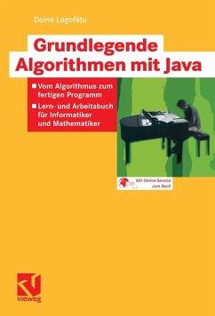 Grundlegende Algorithmen mit Java (eBook, PDF) - Logofatu, Doina