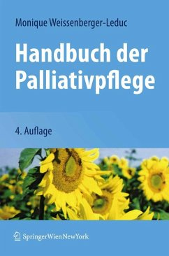 Handbuch der Palliativpflege (eBook, PDF) - Weissenberger-Leduc, Monique