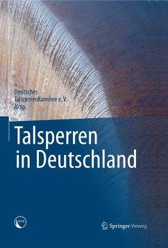 Talsperren in Deutschland (eBook, PDF)
