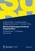 Wertschöpfungsorientierte Organisation (eBook, PDF)