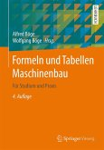 Formeln und Tabellen Maschinenbau (eBook, PDF)