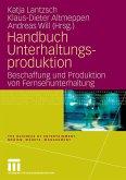 Handbuch Unterhaltungsproduktion (eBook, PDF)
