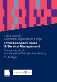 Professionelles Sales & Service Management (eBook, PDF)
