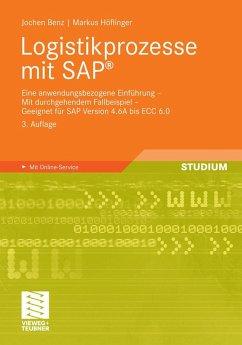 Logistikprozesse mit SAP (eBook, PDF) - Benz, Jochen; Höflinger, Markus