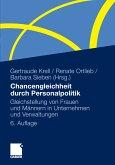 Chancengleichheit durch Personalpolitik (eBook, PDF)