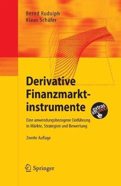 Derivative Finanzmarktinstrumente (eBook, PDF)