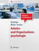 Arbeits- und Organisationspsychologie (eBook, PDF)