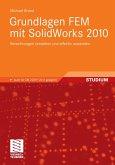 Grundlagen FEM mit SolidWorks 2010 (eBook, PDF)